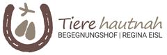 Tiere hautnah | Begegnungshof Regina Eisl Logo